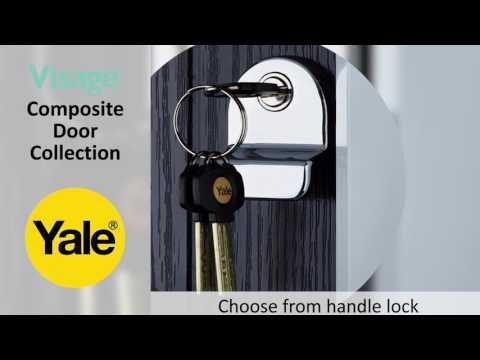 Visage Composite Door Collection - Visage Marketing Support