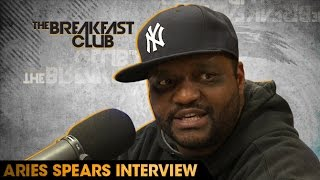 Aries Spears Interview With The Breakfast Club (8-19-16)