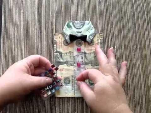 Foldin Money Shirt Design Decorating Tips Video www.Foldinmoney.com