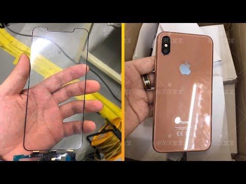New iPhone X Plus Leaks: 6.5