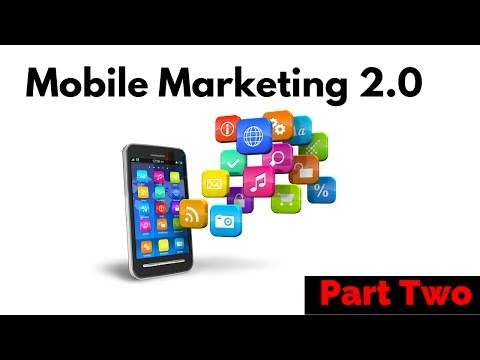 Mobile Marketing Training 2017 | How to Set Up a Key Word Campaign