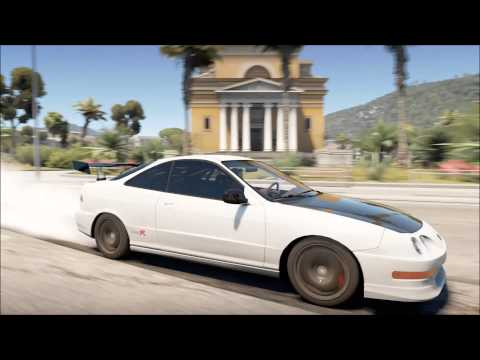 Forza Horizon 2 Drift Video