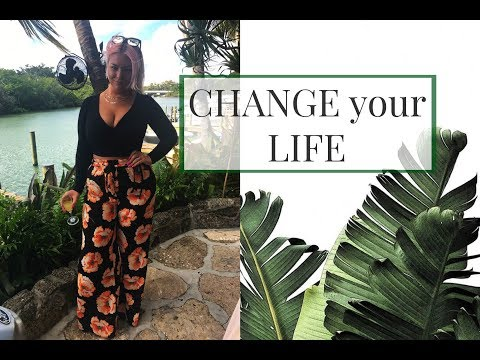 5 Ways To Change Your Life! HAPPY & HEALTHY LIFESTYLE