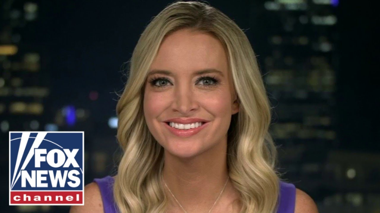 Kayleigh McEnany rails against Jen Psaki's latest 'inaccurate' statements