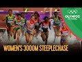Womens 3000m Steeplechase London 2012 Olympics