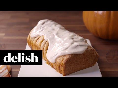 Pumpkin Pull Apart Bread   Delish