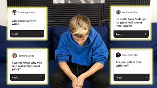 the TRUTH about our Break Up... (Not Clickbait) ft. Piper Rockelle