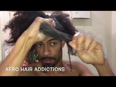 Snatch them TANGLES Hunty | Type 4 kinky Nappy Afro Detangling Session