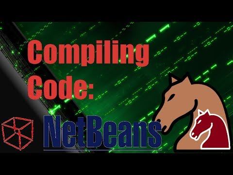Compiling Java Project using NetBeans (And Overcoming Speed Issues)