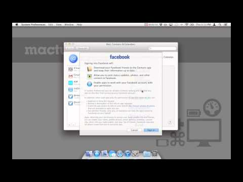 Quick Tip: Post to Facebook from Your Mac