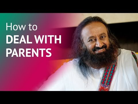 How to Make Parents Understand the Importance of Guru? | Gurudev Sri Sri Ravi Shankar