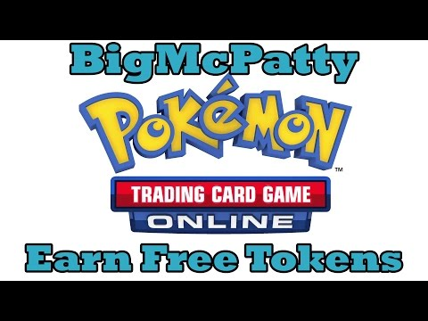 Patty earns free tokens in Pokemon TCG Online