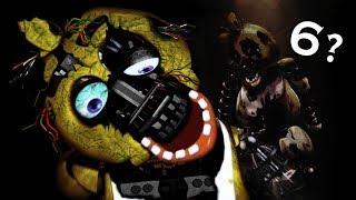 FNaF 6] Speed Edit - Scrap Classic Animatronics - PakVim net HD