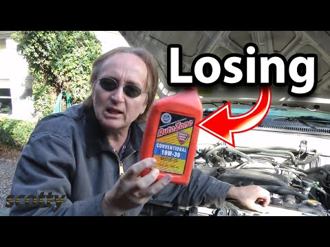How to Fix a Car Engine that Loses Oil (Leaks)