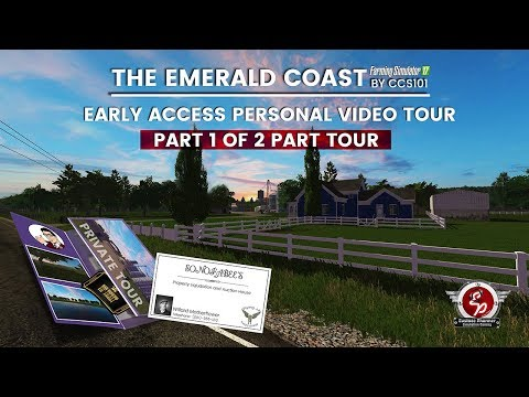 ᴴᴰ Emerald Coast 17-Part 1Your Personal Early Access Tour