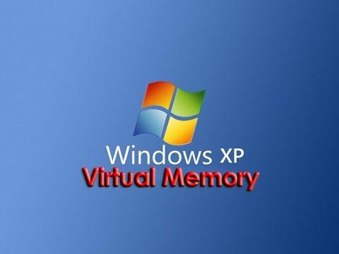Change Virtual Memory on Windows XP [HD]
