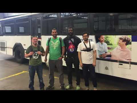 STL Sticker Bus - Documentary Intro
