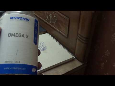 myprotein india unboxing omega 3 cheapest omega in india new discount codes