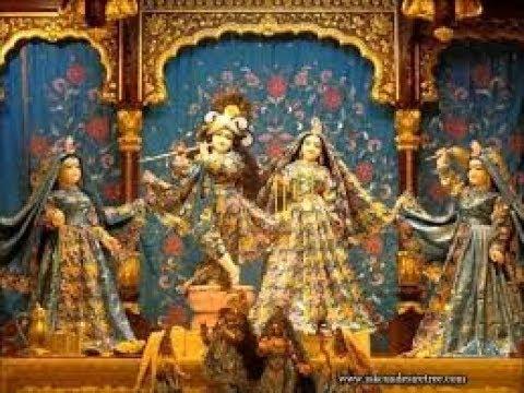 Sri Sri Radha Madhav Temple Mangal Arati Darshan 30th May 2018 Live from ISKCON Kanpur