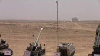 Military Exercises in Pakistan