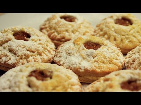 Apple Pie Cookies Recipe - Mini pies with Walnuts and Apples