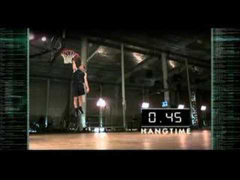 FSN Sport Science. Episode 1 - Hang Time - Jordan Farmar