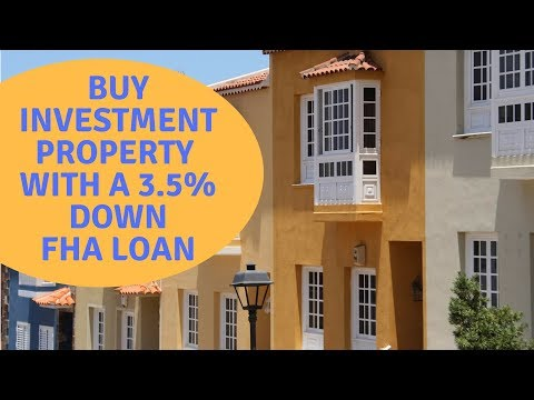 Using FHA to leverage your first investment property