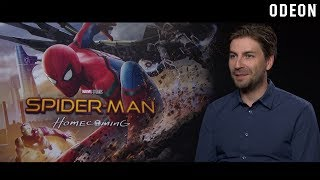 Spider man Homecoming Director Jon Watts Chats To Odeon