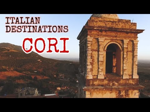 Travel Italy: Learn Italian Culture and Travel to CORI [IT]
