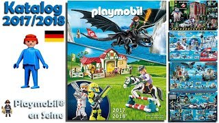 playmobil catalogue 2017 2018 allemand ao t 2017 janvier 2018 music jinni. Black Bedroom Furniture Sets. Home Design Ideas