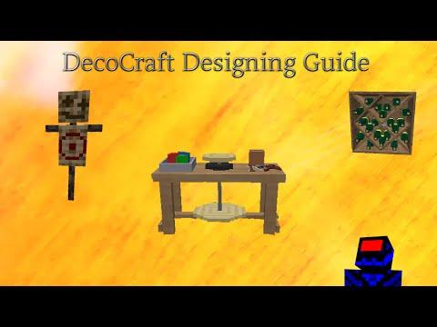 DecoCraft Designing Guide