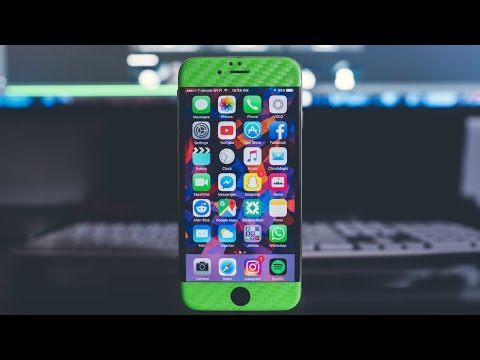 Whats on my iPhone 2016! II