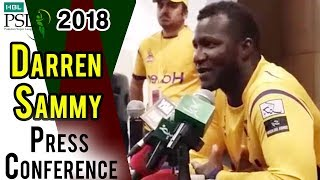 PSL 2018 | Press Conferences & Messages By Players