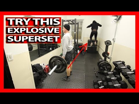 Explosive Leg Workout For Vertical Jump: How To Jump Higher (Exercise Explanations)