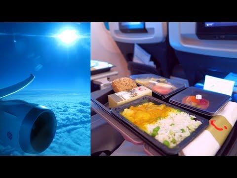 Amsterdam - St Maarten TUI Boeing 787-8 Dreamliner Premium Class