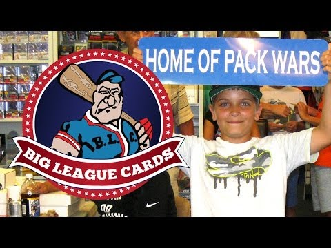 Big League Cards Sports Cards Store