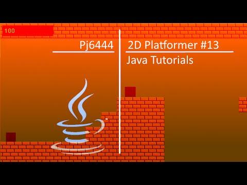 Java 2D Platformer #13 - Adding Moving Blocks
