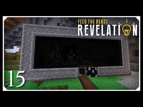 How To Play FTB Revelation | Wither Skeleton Farm! | E15 Modded Minecraft For Beginners