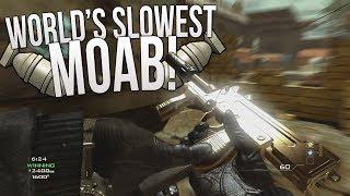 Beast Mode MOAB! - Modern Warfare 3 LIVE! - PakVim net HD