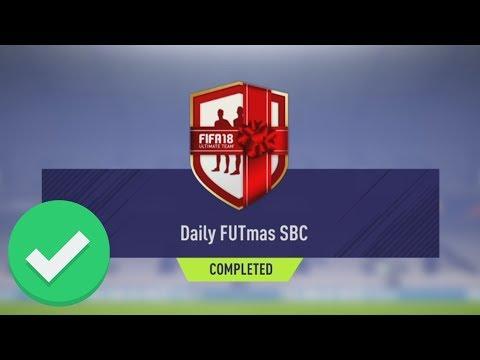 DAILY FUTMAS SBC DAY #9 | CHEAPEST METHOD NO LOYALTY | FIFA 18