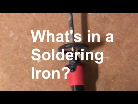 What's in a Soldering Iron???