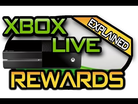 Xbox Live Rewards (Explained)