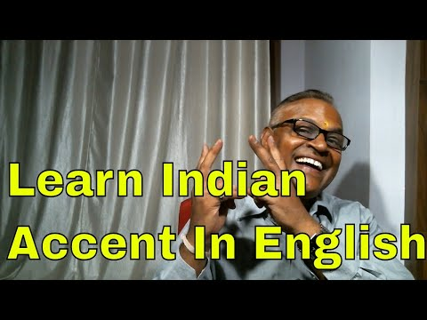 Learn Indian Accent In English Through Skype With An Indian Teacher Online!