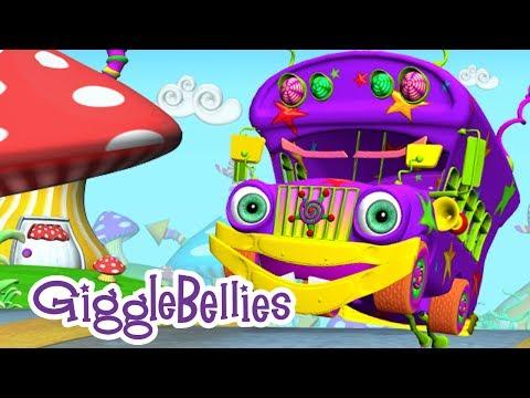 The Wheels On The Bus | Nursery Rhymes | GiggleBellies