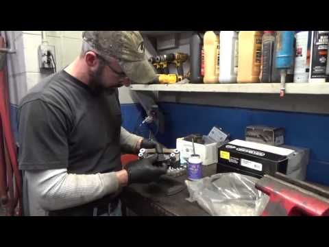 Replace Rear Disc Brake Pads And Rotors - Subaru Impreza
