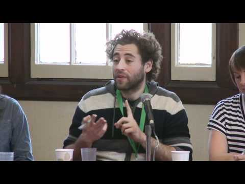 *keep on MOVING* - Being Creative about Finding Work - Panel Discussion Part 2