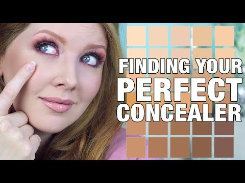 Concealer 101 | Tips for Finding Your Perfect Match