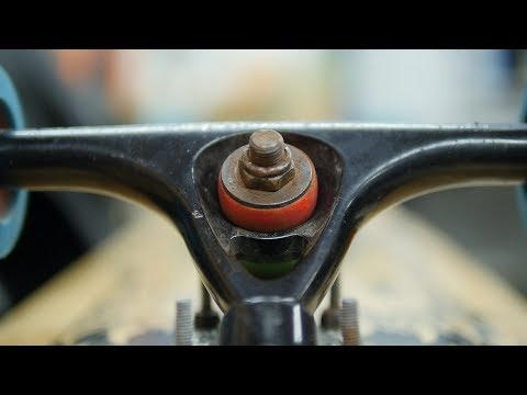 Longboarding Tips: How tight should your trucks be?