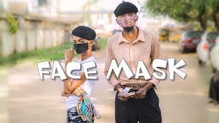 FACE MASK (YAWA SKITS, Episode 37)