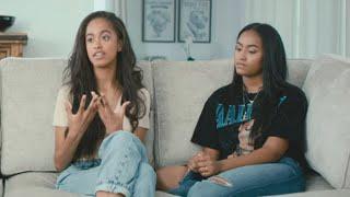 Watch Malia and Sasha Obama Talk About Mom Michelle in Rare On-Camera Interview